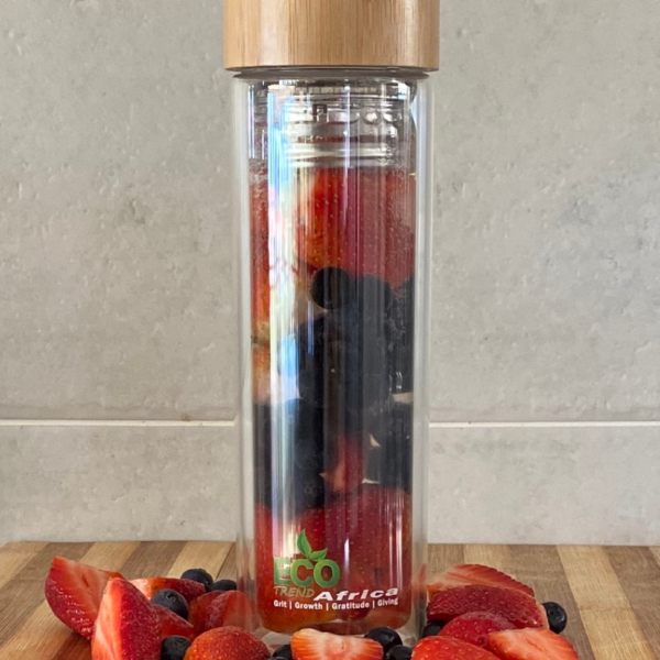 Reusable Bottle | Fruit Infuser | Detox Water | Eco Products | Eco Trend Africa