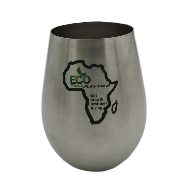 Stainless Steel Tumbler 440ml – Eco Trend Africa