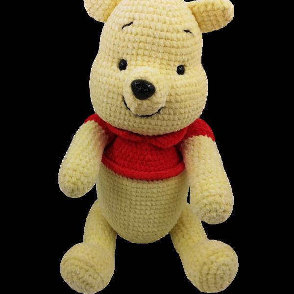 Boho Doll | Hand Made | Amigurumi Crochet | Eco Toys
